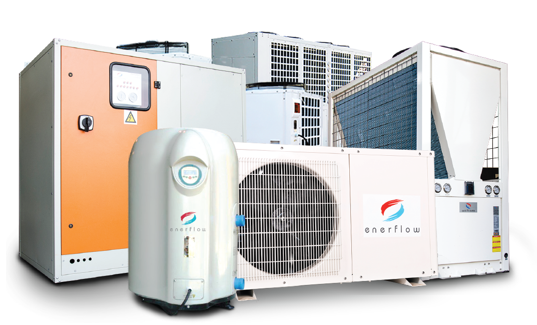 enerflow heat pump range